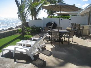 Oceanfront duplex with views to touch. - Ewa Beach vacation rentals