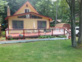 Beautiful Chalet at private community - Pocono Summit vacation rentals