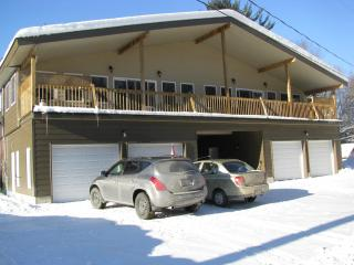Chateau Edelweiss over looking  the Ski Hills - Outaouais Region vacation rentals