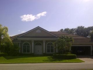 Immaculate designer home in gated community - Vero Beach vacation rentals