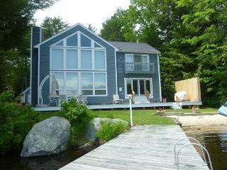 Winnipesaukee Waterfront w/ Sandy Beach - Lake Winnipesaukee vacation rentals