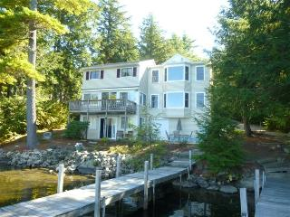 Winnipesaukee Waterfront in Meredith for 10! - Lakes Region vacation rentals