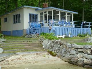 Incredible Winnipesaukee Lakefront Cottage - Moultonborough vacation rentals