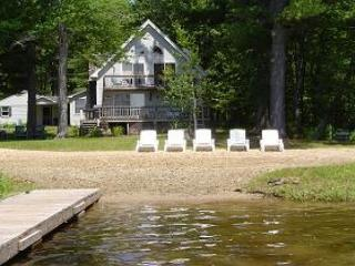 Waterfront on Kanastka with Sandy Beach - Lake Winnipesaukee vacation rentals