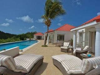 Brand new villa with spectacular ocean view - Terres Basses vacation rentals