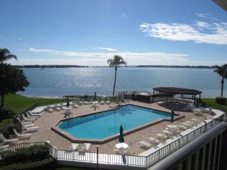 Upscale Waterfront Condo on Isla Del Sol Island - Tierra Verde vacation rentals