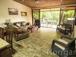 NEW rental with personal waterfall cascade - Manuel Antonio vacation rentals