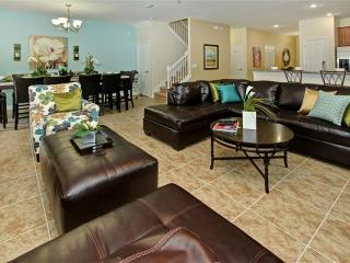 Brand New 8 Bedroom Pool Villa with Theater - Disney vacation rentals