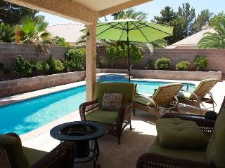 Spacious 4 Bedroom Home with Pool! - Las Vegas vacation rentals