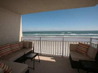 FANTASTIC OCEANFRONT CONDO - A PIECE OF HEAVEN - Florida Central Atlantic Coast vacation rentals