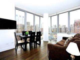 Elegant 3 Bedroom 2 Bathroom Apartment - Manhattan vacation rentals