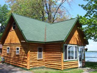 Corey Cove Shores Lakefront Cabin - Northeast Michigan vacation rentals
