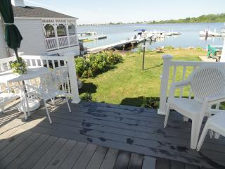 Immaculate 756 Sq.Ft. Waterfront Home - Rhode Island vacation rentals