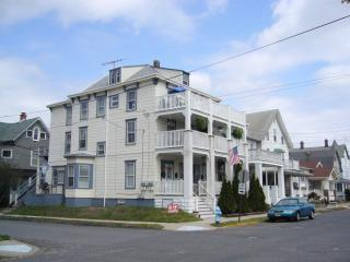 Summer Beach Rental has Private Deck w/ Ocean View - New Jersey vacation rentals