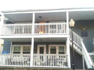 Oceanside Condo - 25th St - 1/2 Block to Beach - Ocean City Area vacation rentals