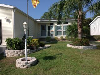 Gated community 55+.  Absolutely beautiful view. - North Fort Myers vacation rentals