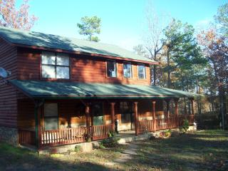 Eagle Creek Getaway, secluded and peaceful - Oklahoma vacation rentals