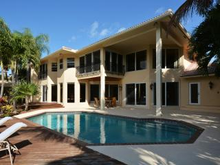 Watefront Luxury Escape Pool/Dock - Delray Beach vacation rentals