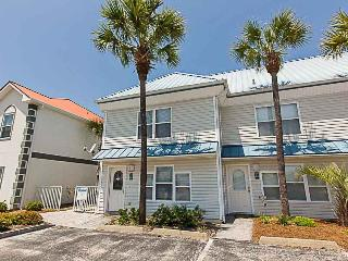 Blue Water Townhome with Private Boat Dock - Mexico Beach vacation rentals