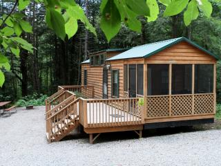 1 Bedroom Deluxe Lodge on Family Campground! - Catskills vacation rentals