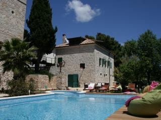 Authentic luxury villa with pool and winery - Vis vacation rentals