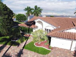 Villa Riverview by the Caloosahatchee River - Cape Coral vacation rentals
