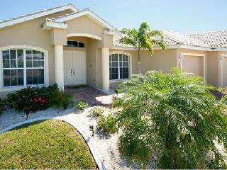 Dream Villa Talamone by a canal in CC - Cape Coral vacation rentals