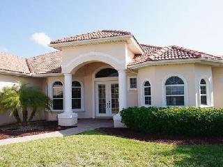 Villa Tropicana with boat dock - Cape Coral vacation rentals