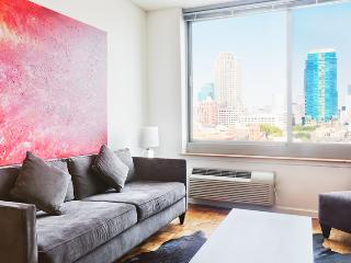 Sky City at Grand- Spacious 1 bedroom (sleep 4) - Manhattan view ! - New Jersey vacation rentals