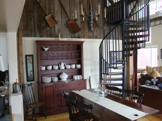 Beautifully Renovated and Furnished Post and Beam - Jeffersonville vacation rentals