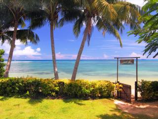 Beachfront Cottage on secluded romantic beach - Taveuni Island vacation rentals