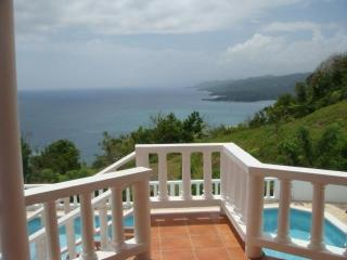Luxurious Staffed Villa with Stunning Ocean Views - Jamaica vacation rentals