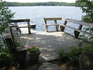 Enjoy Maine Lakefront Cottage any time of year! - Western Maine vacation rentals