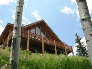 4 Bedroom Cimarron Lodge Log Home (sleeps 10) - Cimarron vacation rentals