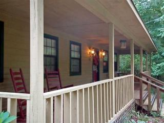 Firefly Ridge - a lakeview retreat in Ellijay - North Georgia Mountains vacation rentals