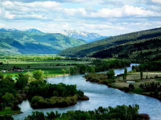 Sleeps 16+, Family Reunions-Beautiful Idaho Valley - Swan Valley vacation rentals