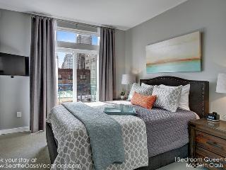 1 Bedroom Queen City Modern Oasis-Available August 18-20, 26-28 - Seattle vacation rentals