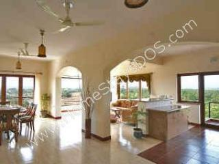 A 4 Bed/ 4 Bath Luxury Apartment with Panoramic Ocean and Valley Views in Panaji - Panaji vacation rentals