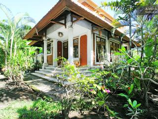 Beachfront tranquil apartment one of a kind - Gianyar vacation rentals