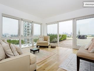 Stunning views across the River Thames - London vacation rentals