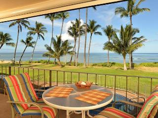 Hale Kai O'Kihei 2 Bedroom Ocean View 206 - Big Island Hawaii vacation rentals