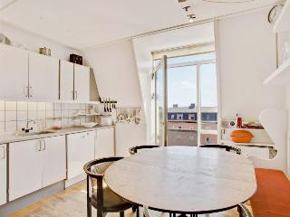 Bright Copenhagen apartment opposite the Faelled Park - Copenhagen vacation rentals