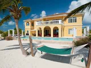 Villa De Ligera at Turtle Tail, Turks & Caicos - Beachfront, Private Beach, Movie Theatre - Turks and Caicos vacation rentals