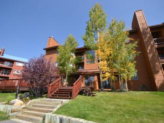Keystone 2BR overlooking wetlands and ski slopes - Breckenridge vacation rentals