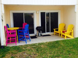 Beach Front #105-Ground Floor-No Stairs-Fall Rates - Fort Walton Beach vacation rentals