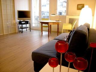 Lovely and spacious 1BR - rue Quentin Bauchart - 8th arrondissement - 4 People - Paris vacation rentals