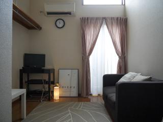 Comfy modern studio in local shopping street - Kyoto vacation rentals