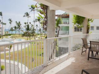 Playa Turquesa L302, Beachfront, Oceanview - Punta Cana vacation rentals
