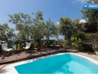 Spectacular 4 bedroom villa on the Amalfi Coast - Sorrento vacation rentals