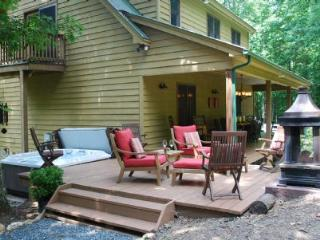 Tranquility-Private Cabin with hot tub - Jefferson vacation rentals